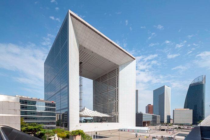 La Grande Arche de la Défense, Paris