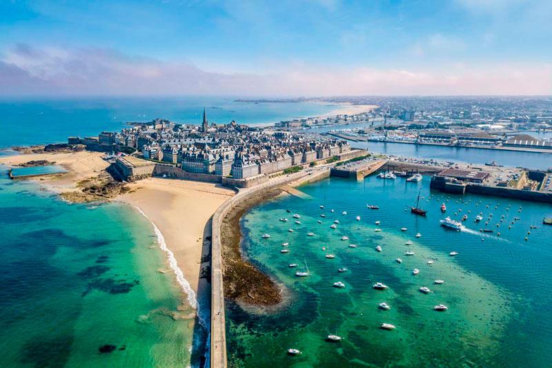 À la découverte de Saint-Malo