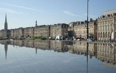 Le reflet de Bordeaux